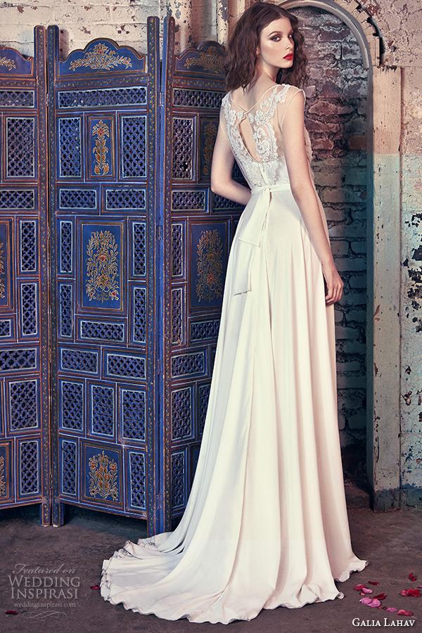 Wedding Gowns In Color 20 Inspirational galia lahav spring bridal