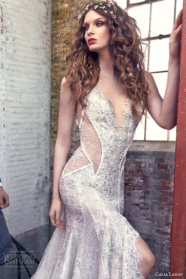 Mermaid Cut Wedding Dresses 60 Spectacular galia lahav spring bridal