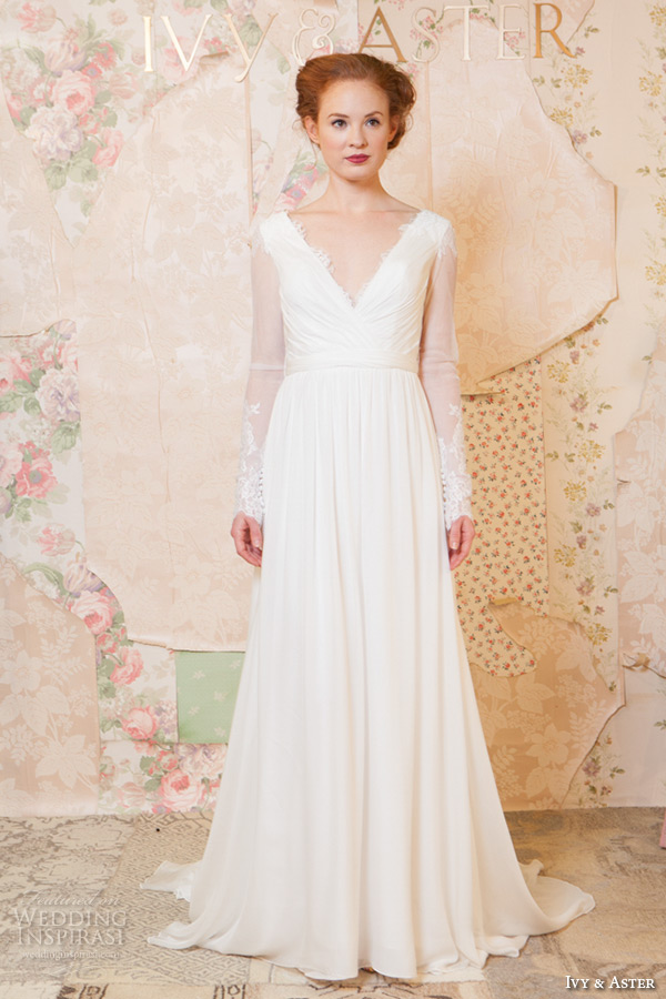 A Line Wedding Gowns