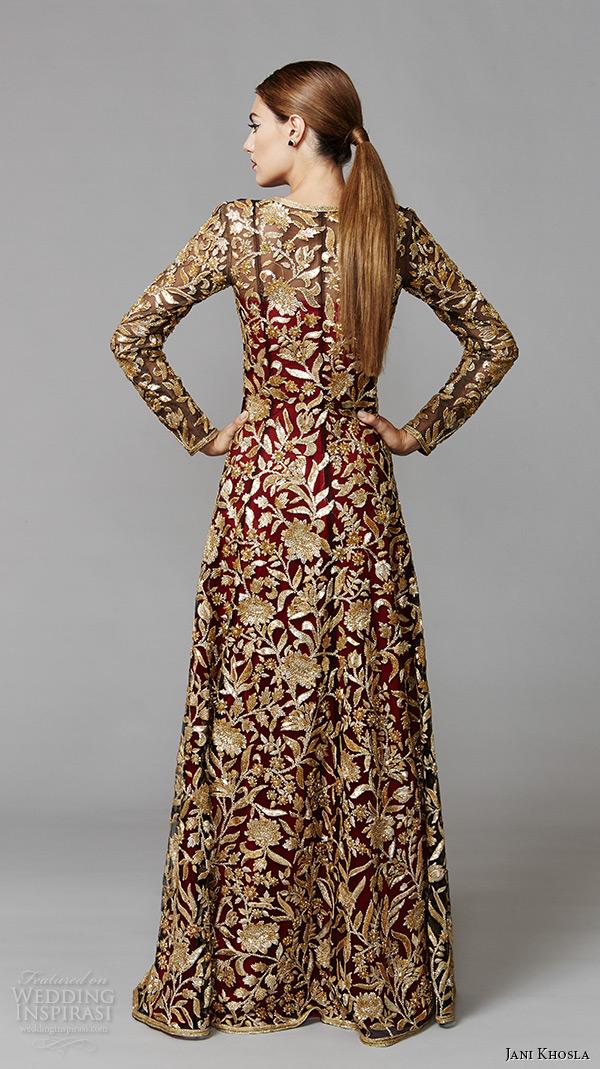 Jani Khosla International Debut Collection Wedding Inspirasi