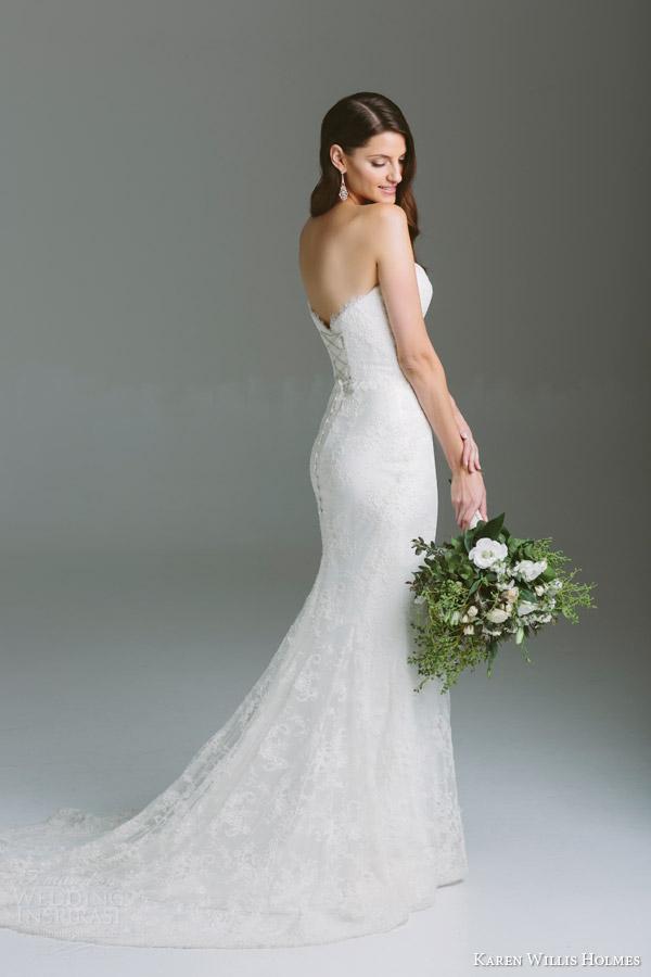 Corsets Wedding Dresses 29 Cool karen willis holmes bespoke