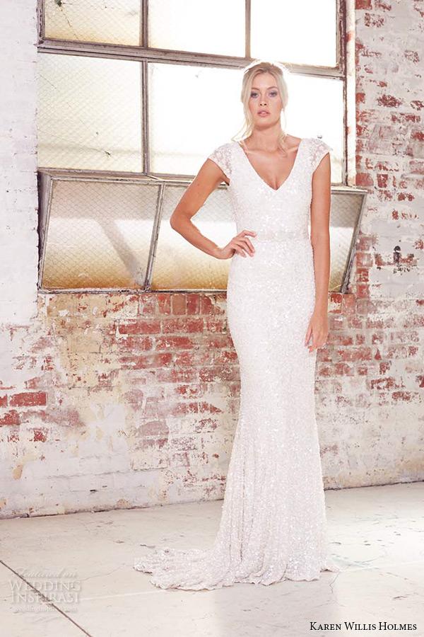 Peony Wedding Dress 75 Popular KWH by Karen Willis