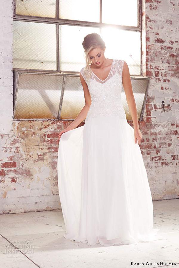 Peony Wedding Dress 26 Perfect kwh by karen willis