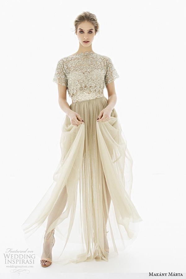 Makany marta wedding dresses midsummer night s dream for Night dresses for wedding night