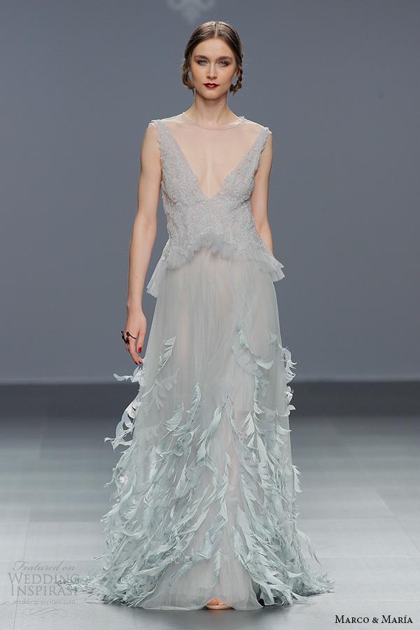 Marco Amp Maria Bridal 2016 Wedding Dresses Wedding Inspirasi