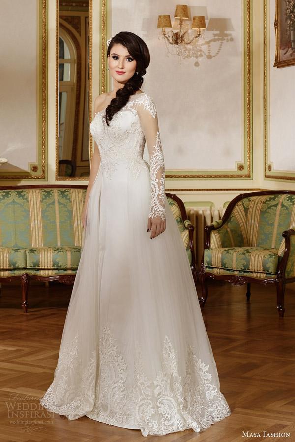Wedding Dresses Mermaid Trumpet 86 Best maya fashion limited bridal