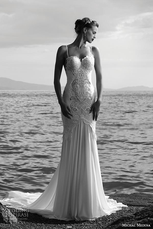 michal medina bridal spring 2016 couture wedding dresses