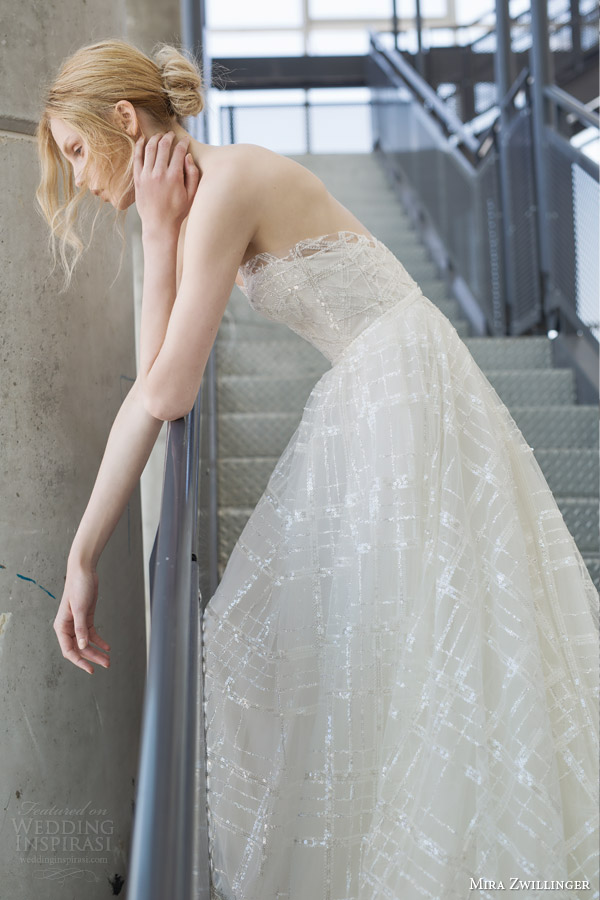Organza And Tulle Wedding Dresses 70 Fresh mira zwilinger bridal stardust