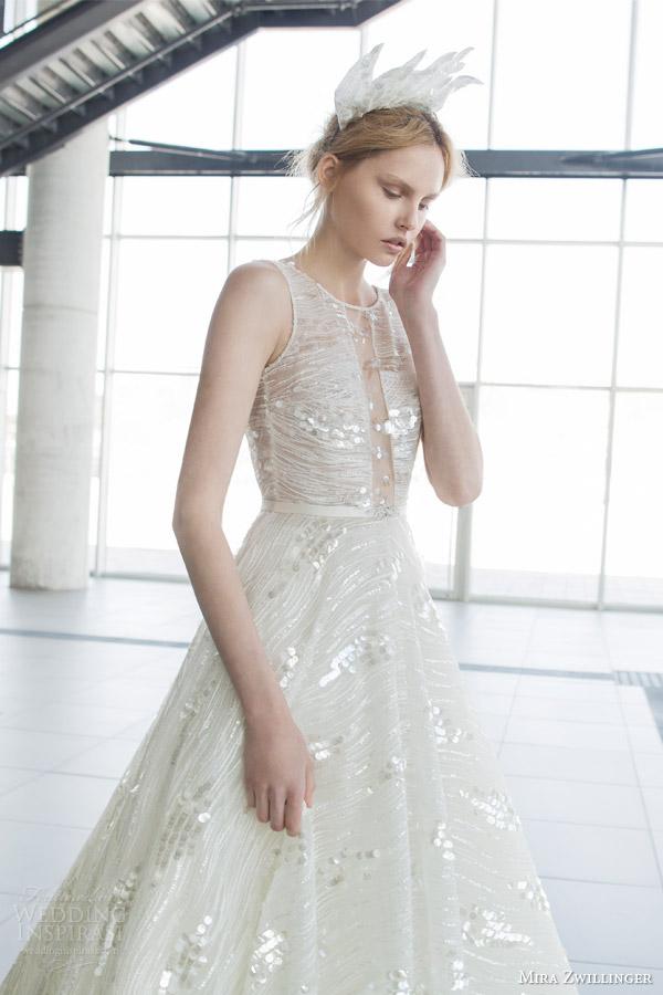 Wedding Dresses Open Back 66 New mira zwilinger stardust bridal