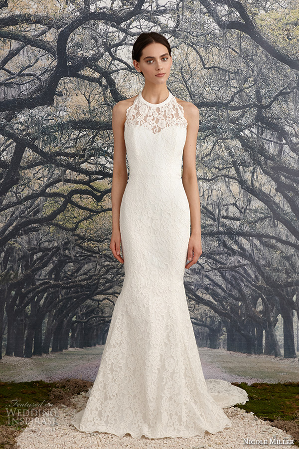Nicole Miller Bridal Spring 2016 Wedding Dresses | Wedding Inspirasi