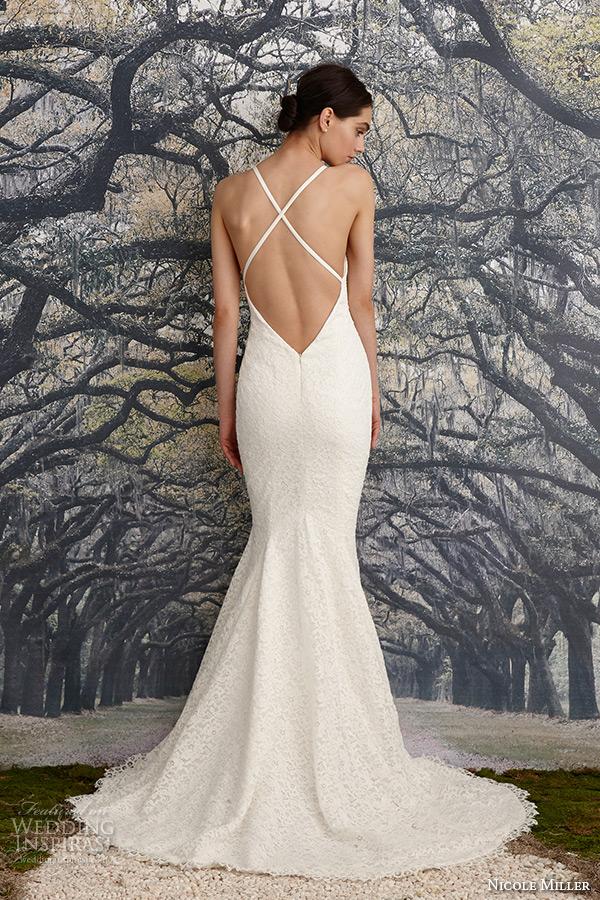 Nicole Miller Bridal Spring 2016 Wedding Dresses Wedding