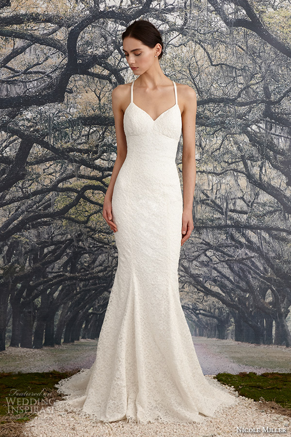 nicole miller wedding dresses miller wedding dresses flower dresses 6163
