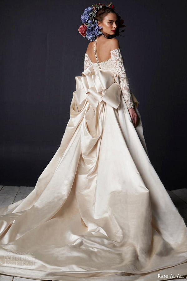 Rami Al Ali 2016 Wedding Dresses Bridalpulse
