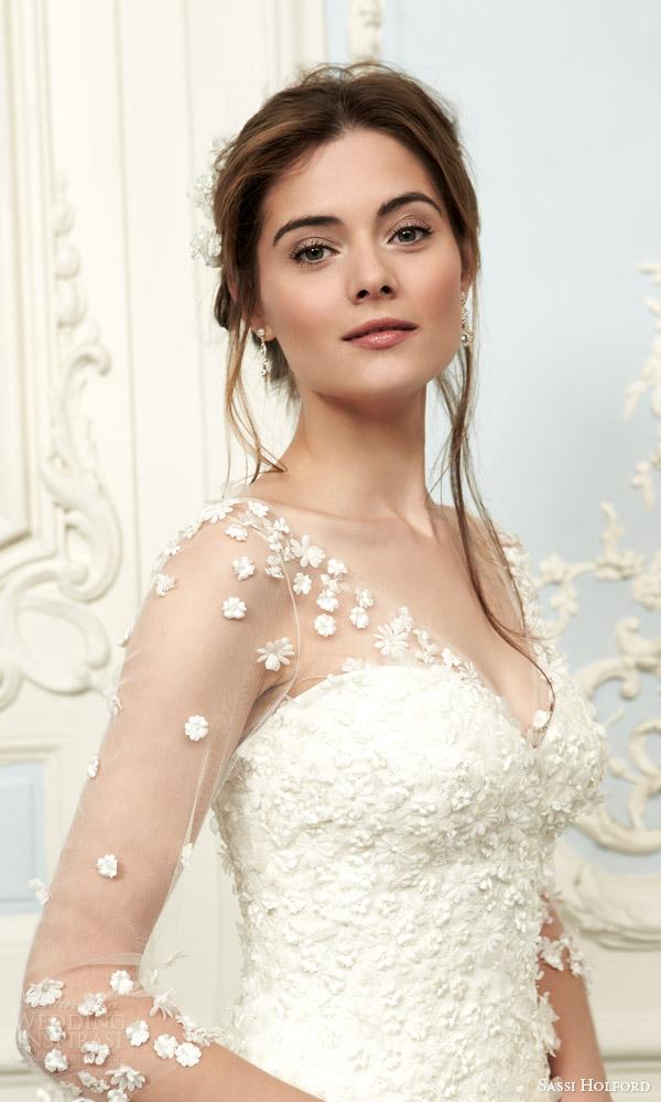 sassi holford bridal 2015 savoy couture wedding dress bella gown bella jacket