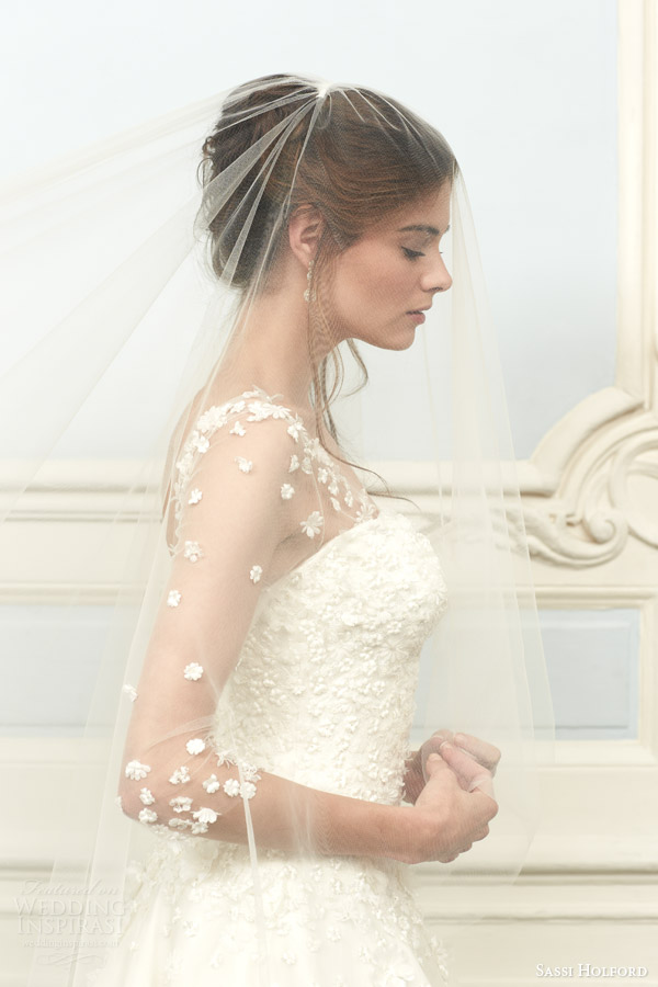 sassi holford bridal 2015 savoy couture wedding dress bella gown jacket