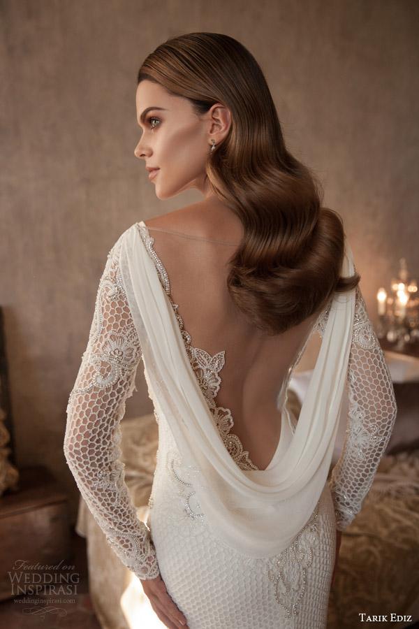 Sleek Wedding Gowns 50 Cute tarik ediz bridal sitrin