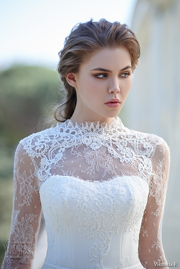 Victoria F 2016 Wedding Dresses Pura Eleganza Bridal