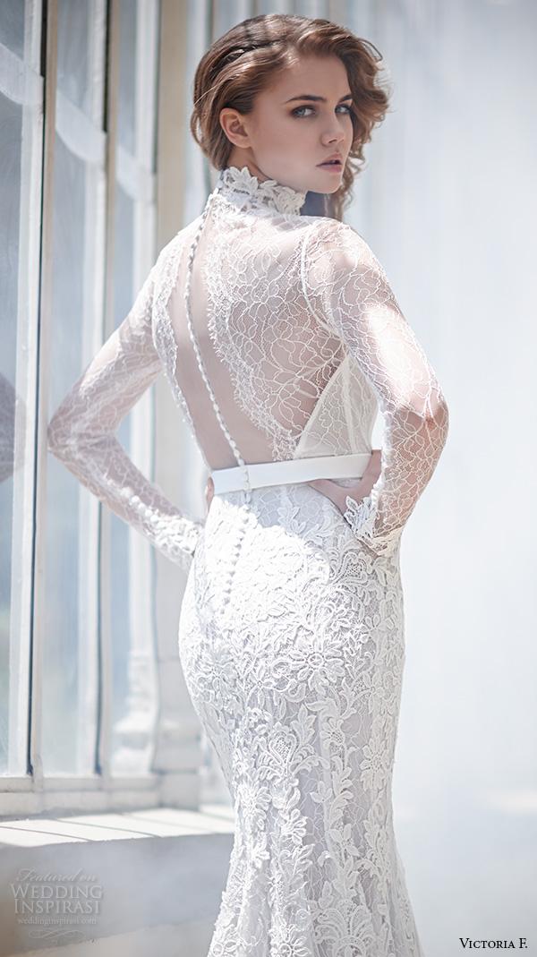 Victorian Inspired Wedding Gowns 34 Vintage victoria f bridal high