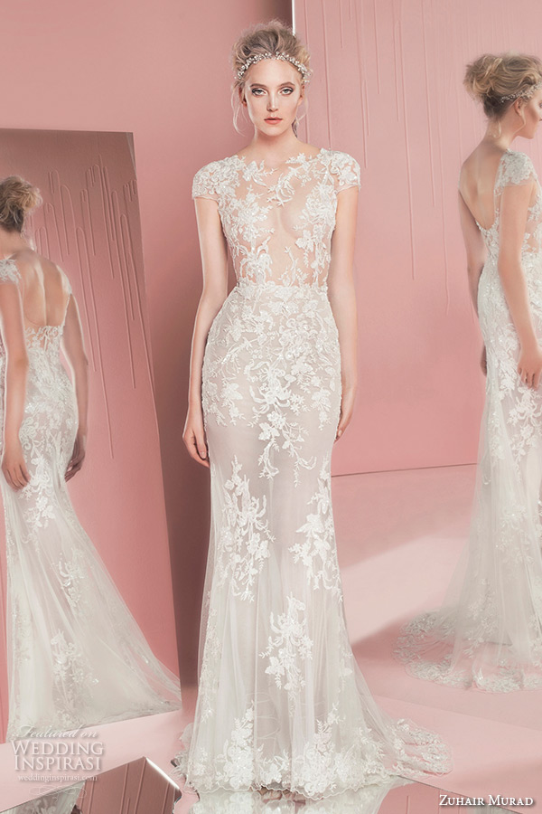 zuhair murad bridal spring 2016 wedding dresses wedding