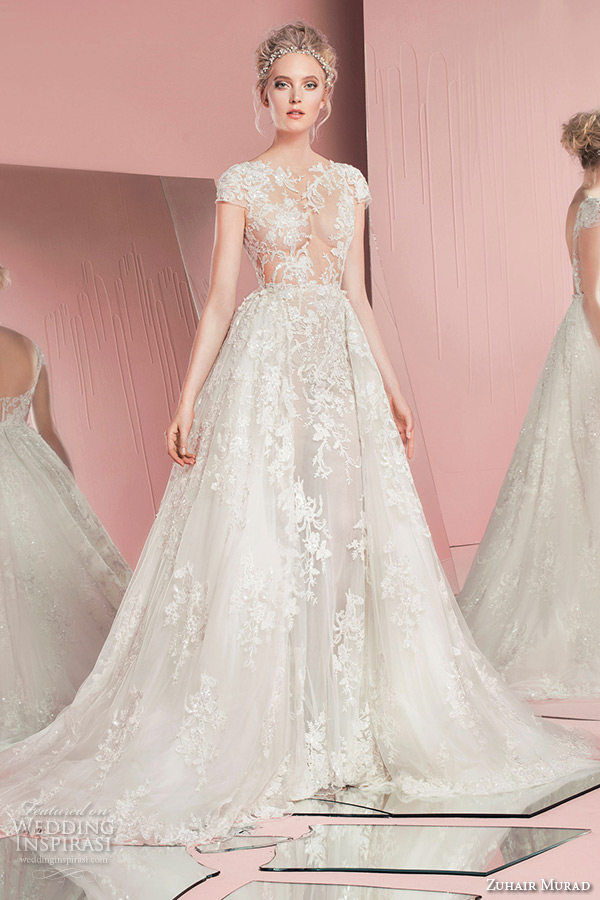 Zuhair Murad Bridal Spring 2016 Wedding Dresses | Wedding ...