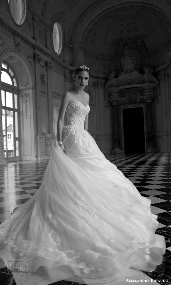 Alessandra Rinaudo 2016 Wedding Dresses Wedding Inspirasi