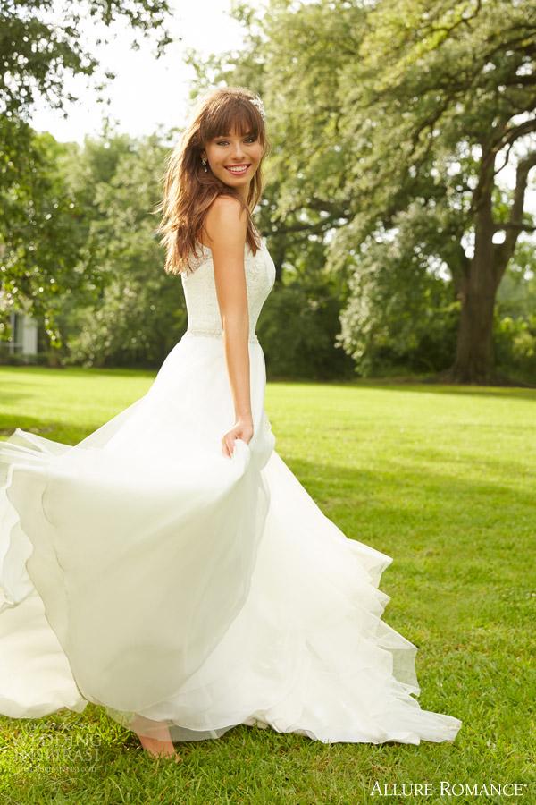 Cheap Allure Wedding Dresses 49 Best allure bridals romance collection