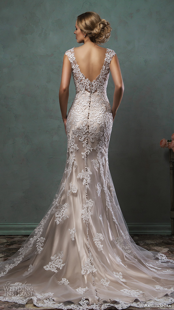 Amelia sposa 2016 wedding dresses wedding inspirasi for Amelia sposa wedding dress