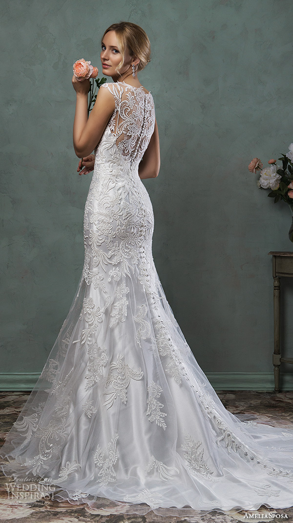 Cheap Mermaid Wedding Dresses