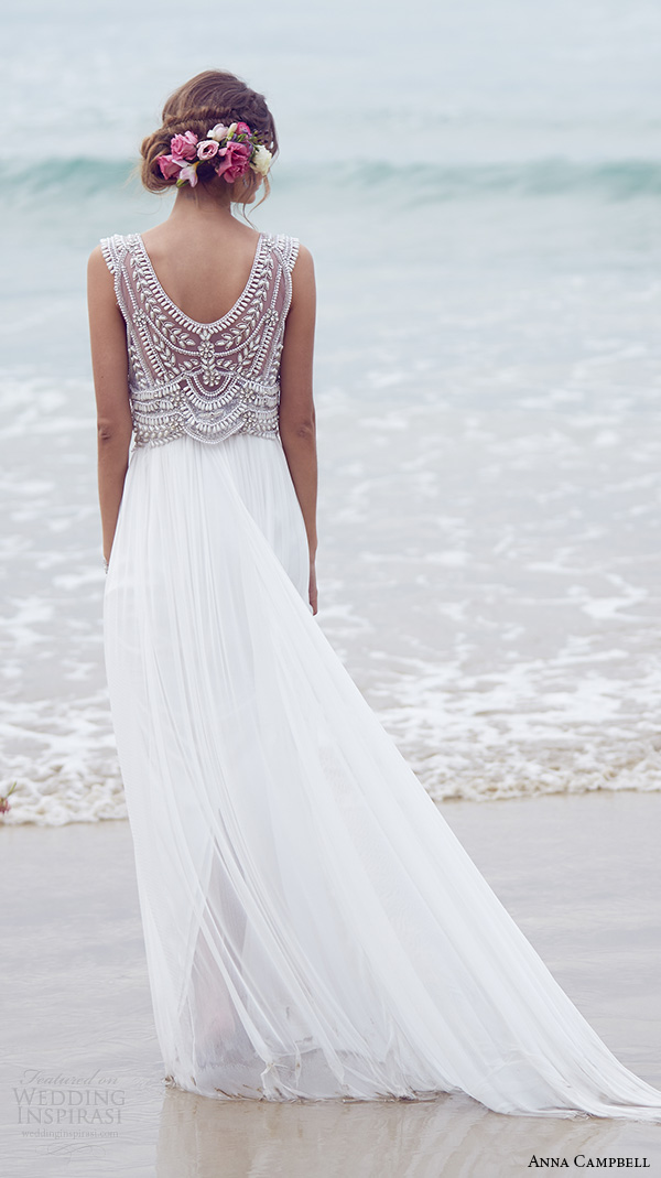 anna campbell wedding dresses spirit bridal collection