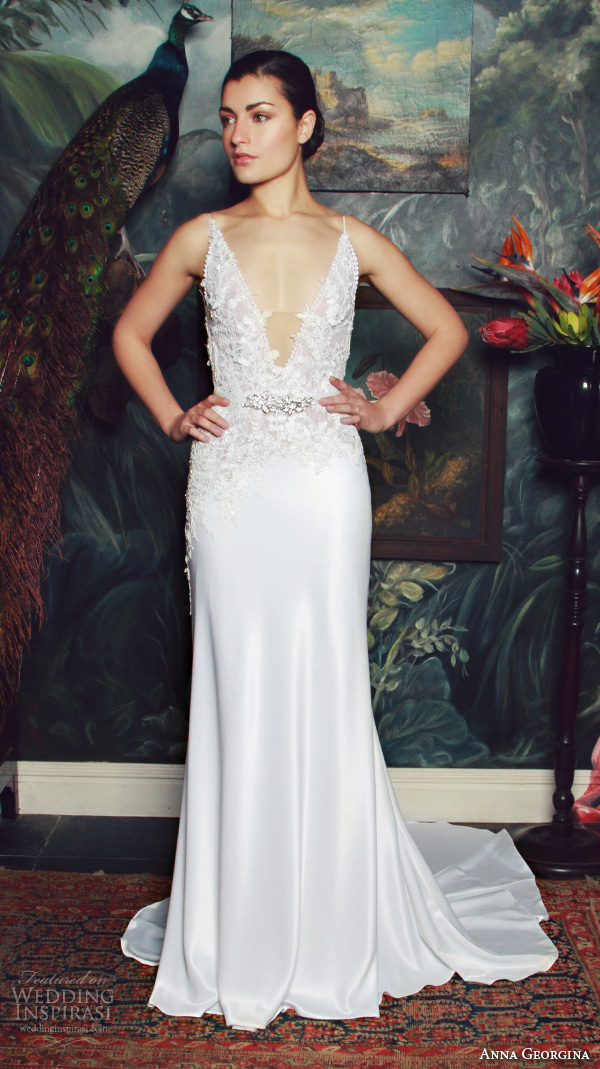 Anna Georgina 2015 Wedding Dresses | Wedding Inspirasi