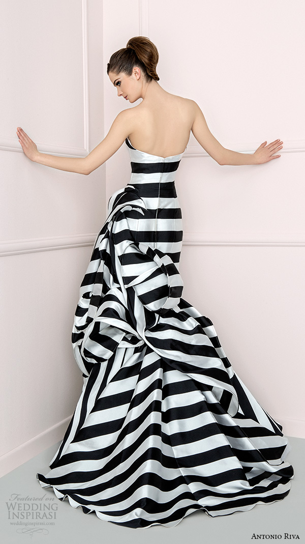 Striped Wedding Dresses