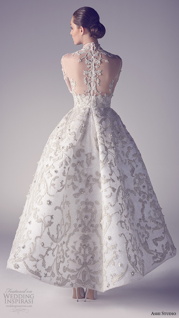 Trubridal wedding blog ashi studio spring 2015 couture for Chamber of couture