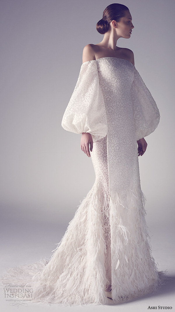 Ashi Studio Spring 2015 Couture Collection Wedding Inspirasi