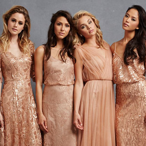donna morgan bridal bridesmaid serenity collection dresses 300
