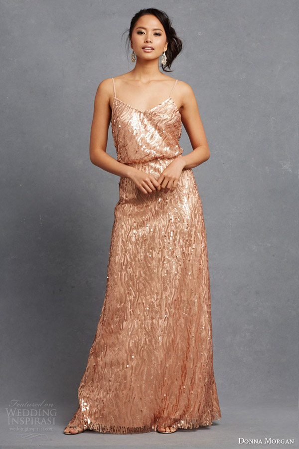 Copper Night Dresses 2015