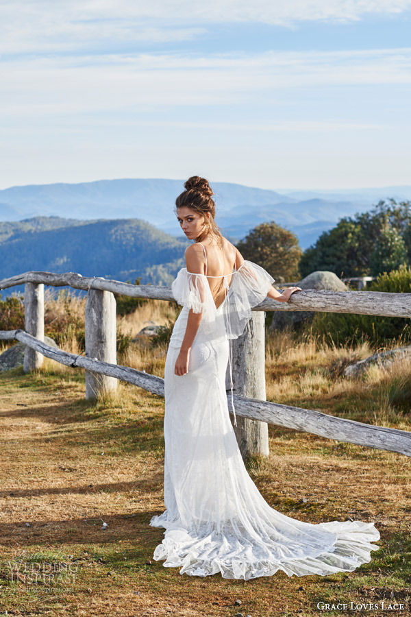 grace loves lace bridal 2015 lily stretch french lace wedding dress italian tulle over bust