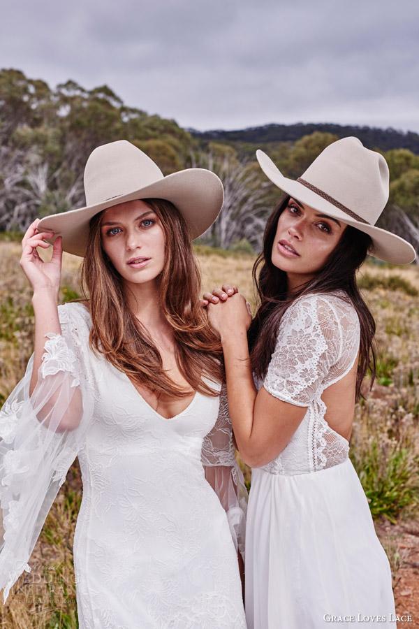 Romantic Country Wedding Dresses 0 Amazing grace loves lace wedding