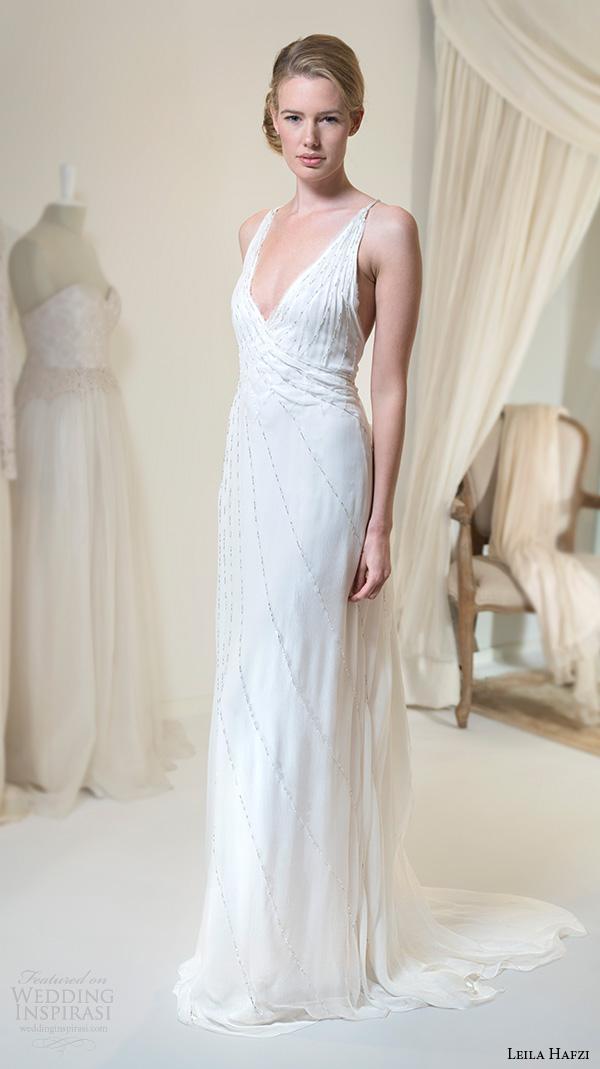 Simple Wedding Dress Pattern 75 Inspirational leila hafiz wedding dresses