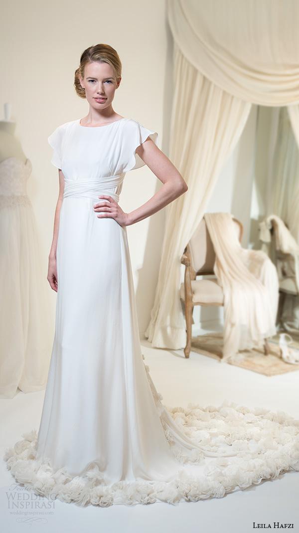 Butterfly Wedding Gown 23 Best leila hafiz wedding dresses