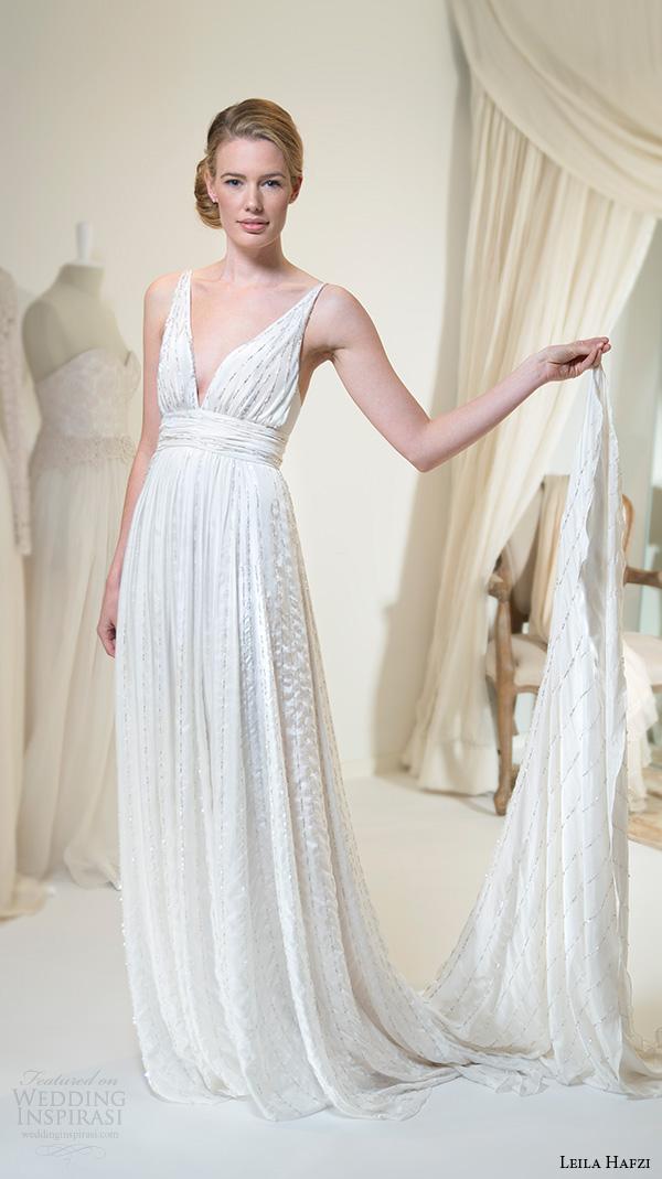 Aurora Wedding Dress 40 Stunning leila hafiz wedding dresses