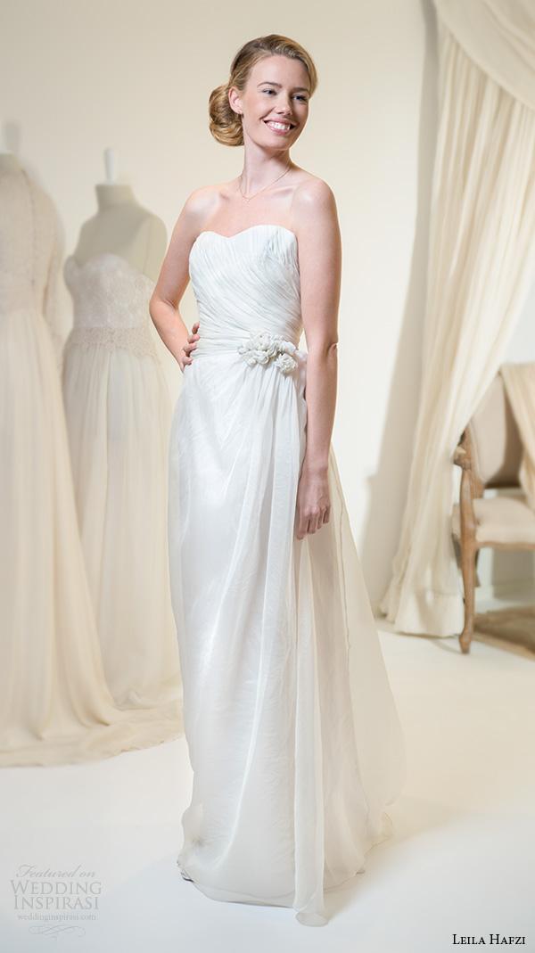Aurora Wedding Dress 6 Cool leila hafiz wedding dresses