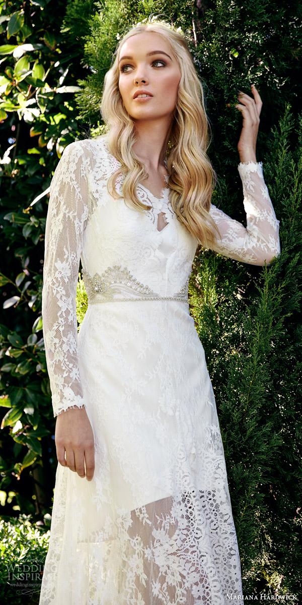 Lilac Wedding Gown 29 Great mariana hardwick bride ashley