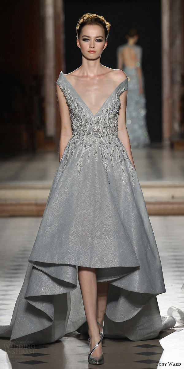 Tony ward fall winter 2015 2016 couture collection for High couture wedding dresses