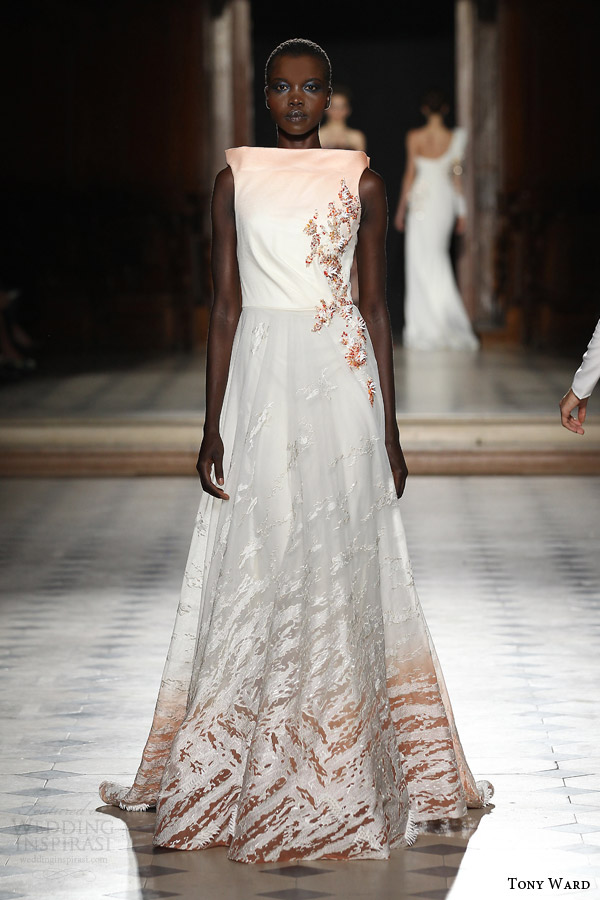 The Couture Collection Wedding Dresses 91 Good tony ward couture fall