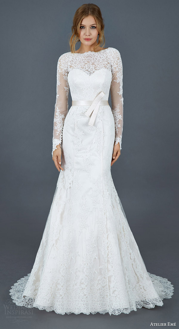 Top 100 Most Popular Wedding Dresses In 2015 Part 2 Sheath Fit Flare