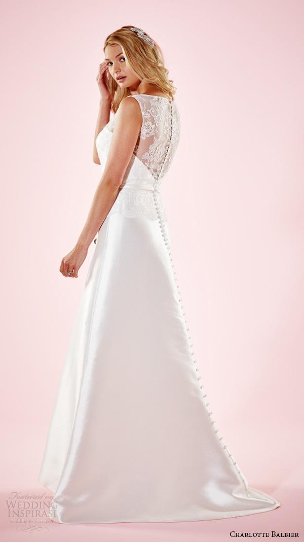 Zara Wedding Dress Charlotte Balbier 74