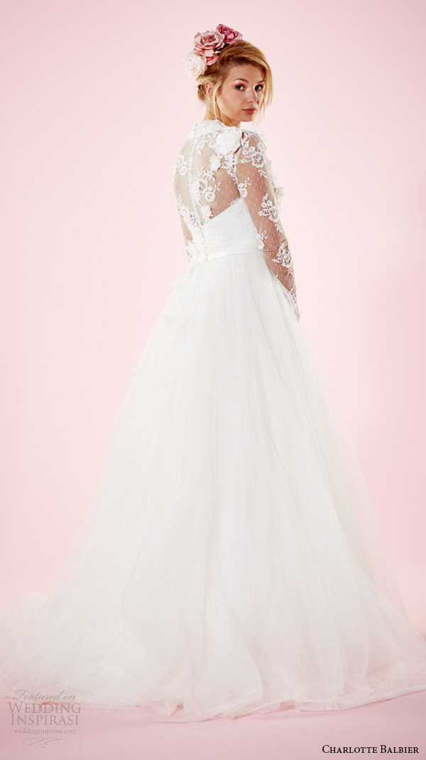 Lilac Wedding Gown 10 Great charlotte balbier bridal dresses