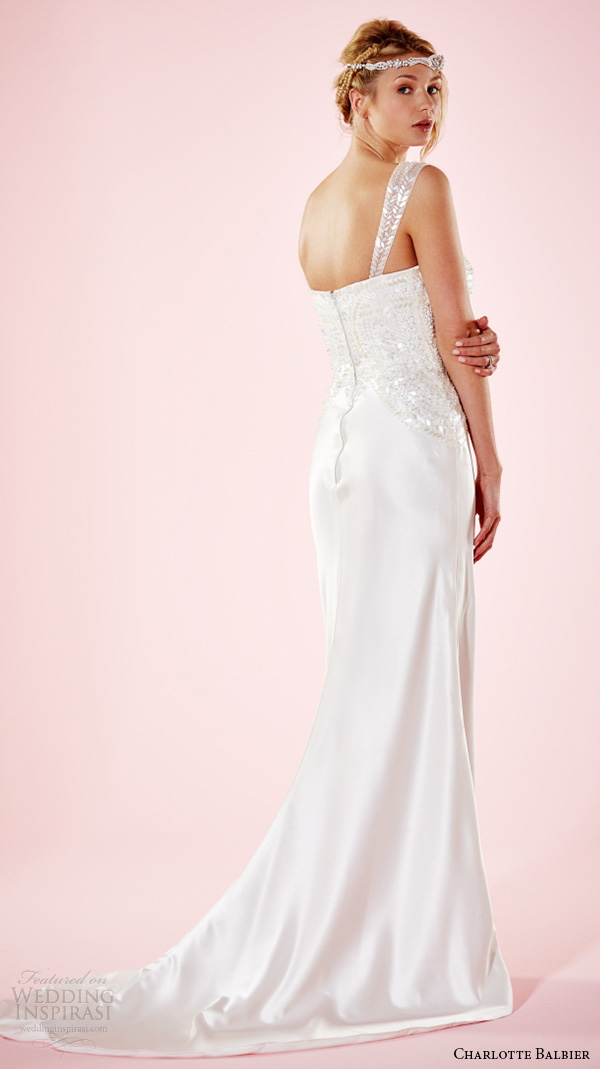 Deco Wedding Dress 47 Fancy charlotte balbier bridal dresses
