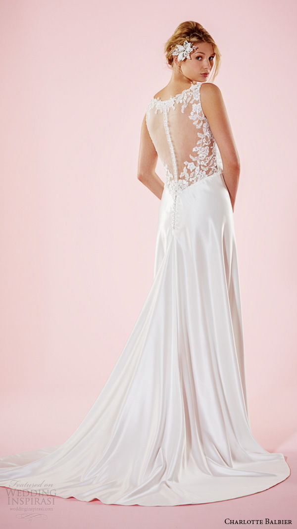Charlotte balbier 2016 willa rose lookbook wedding for Wedding dress charlotte nc