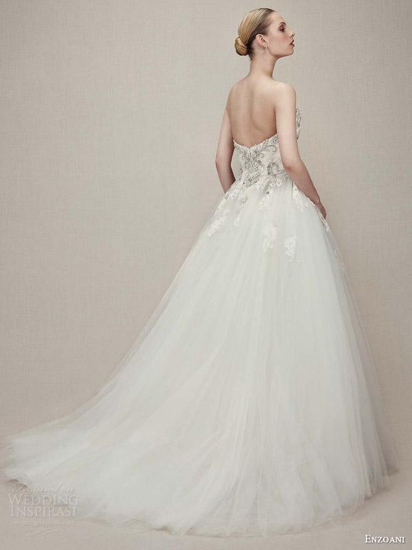 Lace Wedding Dresses Online 89 Cute enzoani bridal kristiana strapless
